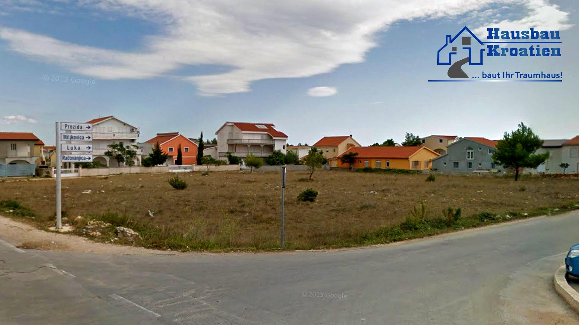 Bauland in Vir-Zadar