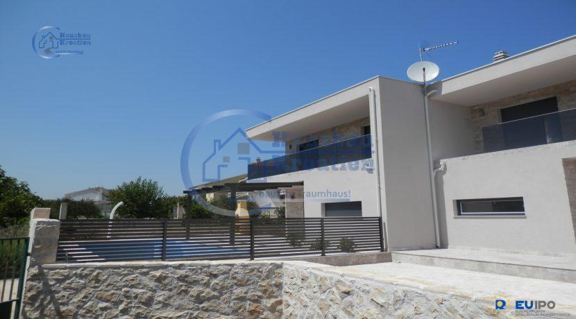 Hausbau Kroatien Villa Vodice (6)