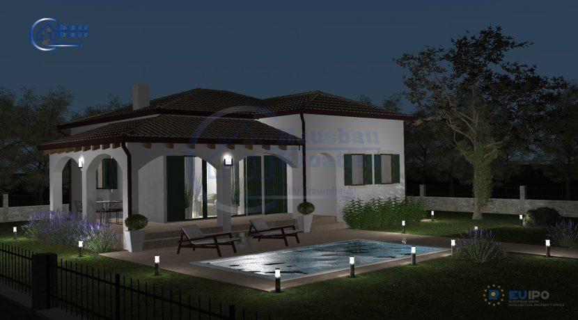 Hausbau Kroatien Villa Olivia