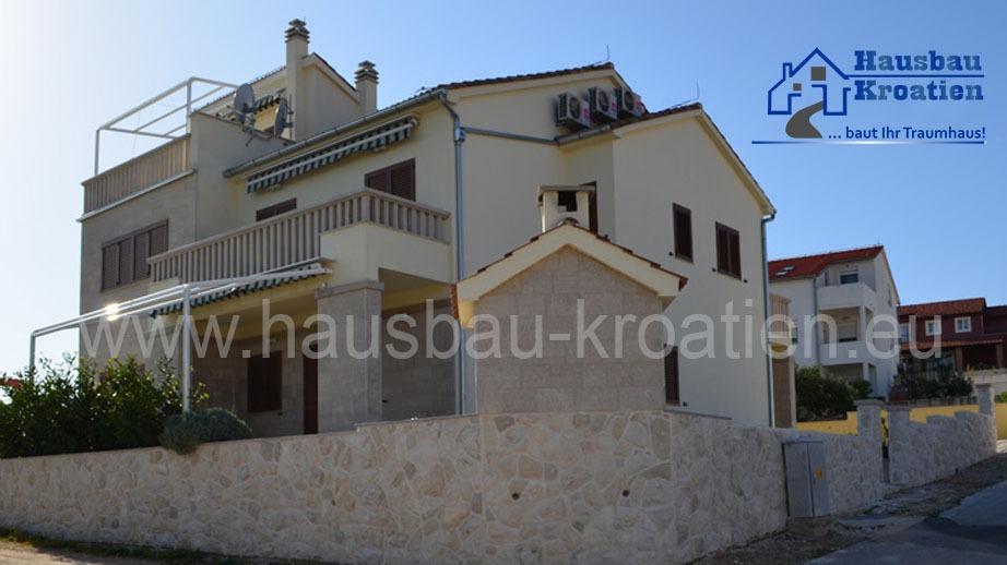 Familienhaus in Vodice