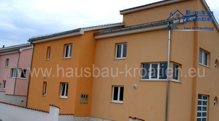 Wohnhäuser in Vodice