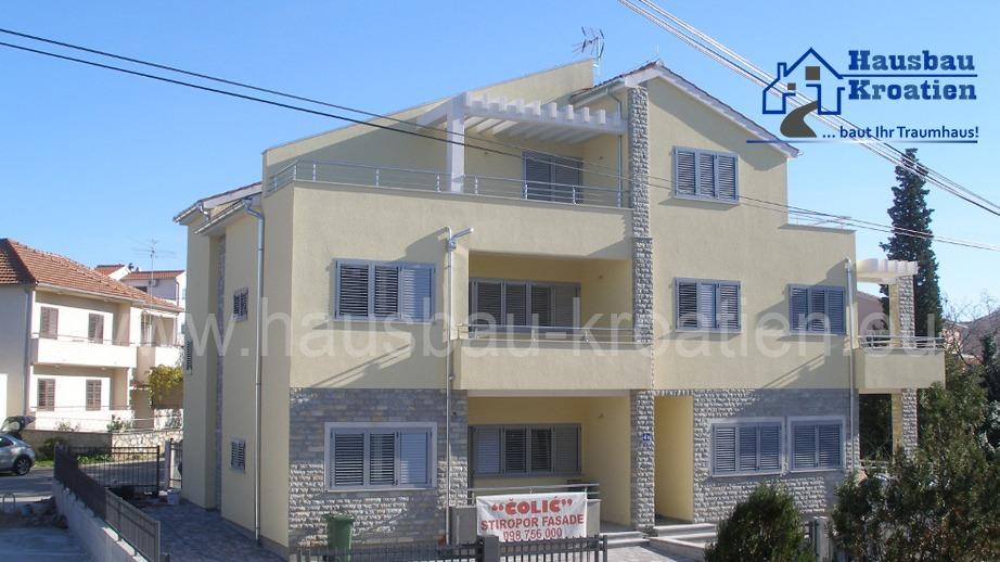 Wohn und Geschäftshaus in Vodice