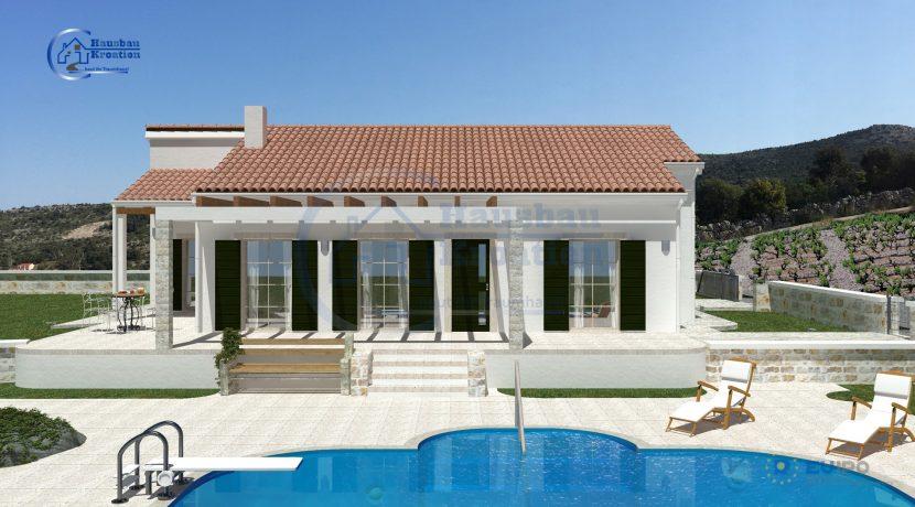 Hausbau Kroatien Villa Ella