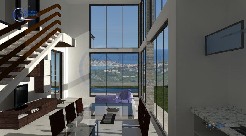 Hausbau Kroatien Villa Petra