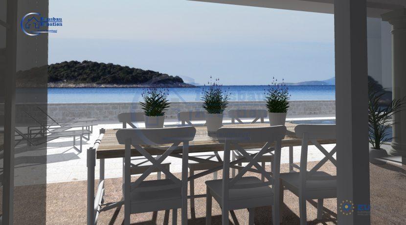 Hausbau Kroatien Villa Dulcina