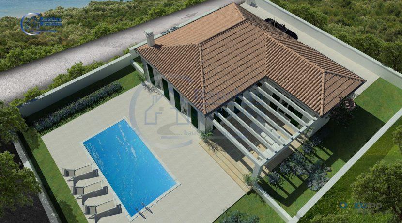 Hausbau Kroatien Villa Meri