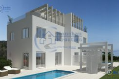 Doppelhaus Rosa