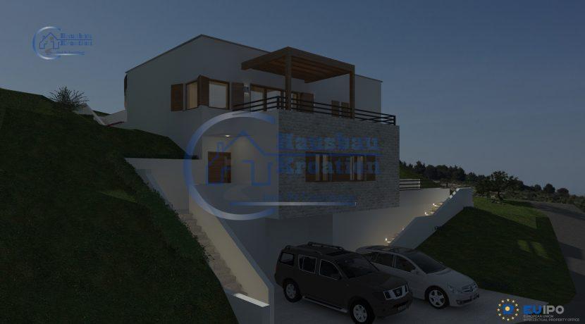 Hausbau Kroatien Villa Zaton (5)