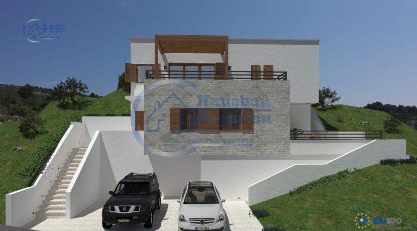 Hausbau Kroatien Villa Zaton (7)