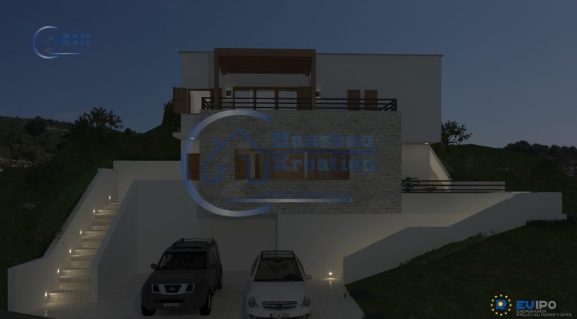 Hausbau Kroatien Villa Zaton (8)