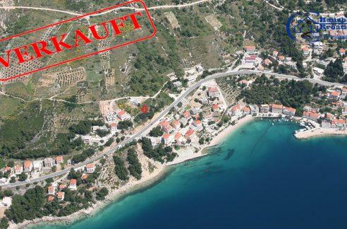 Hausbau Kroatien Grundstuck Omis