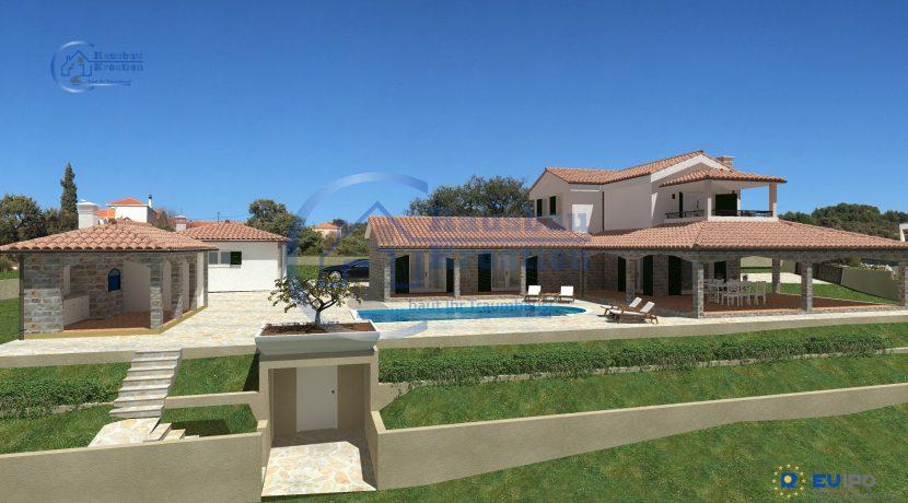 Hausbau Kroatien Villa Adriana (5)