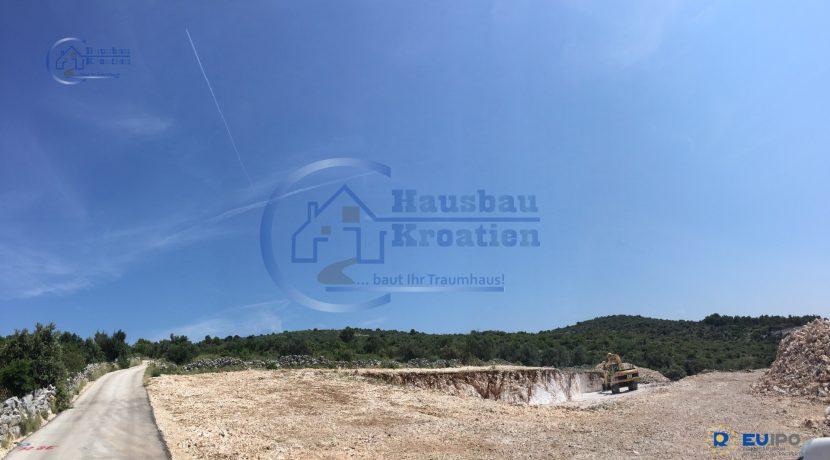 Hausbau Kroatien Villa Primosten I (1)