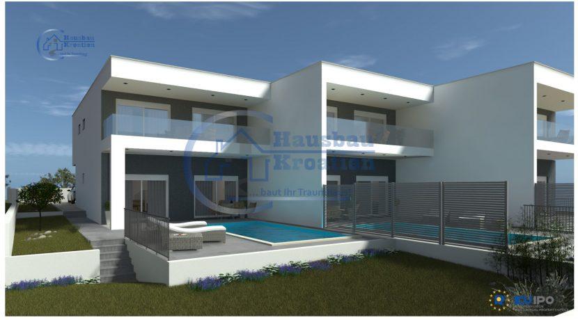Villas in Vodice (11)