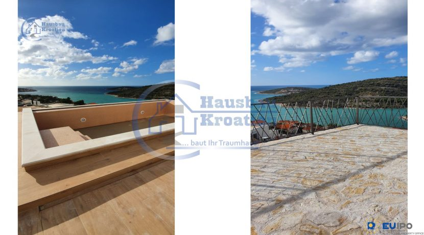 Hausbau Kroatien Villa Sevid (1)