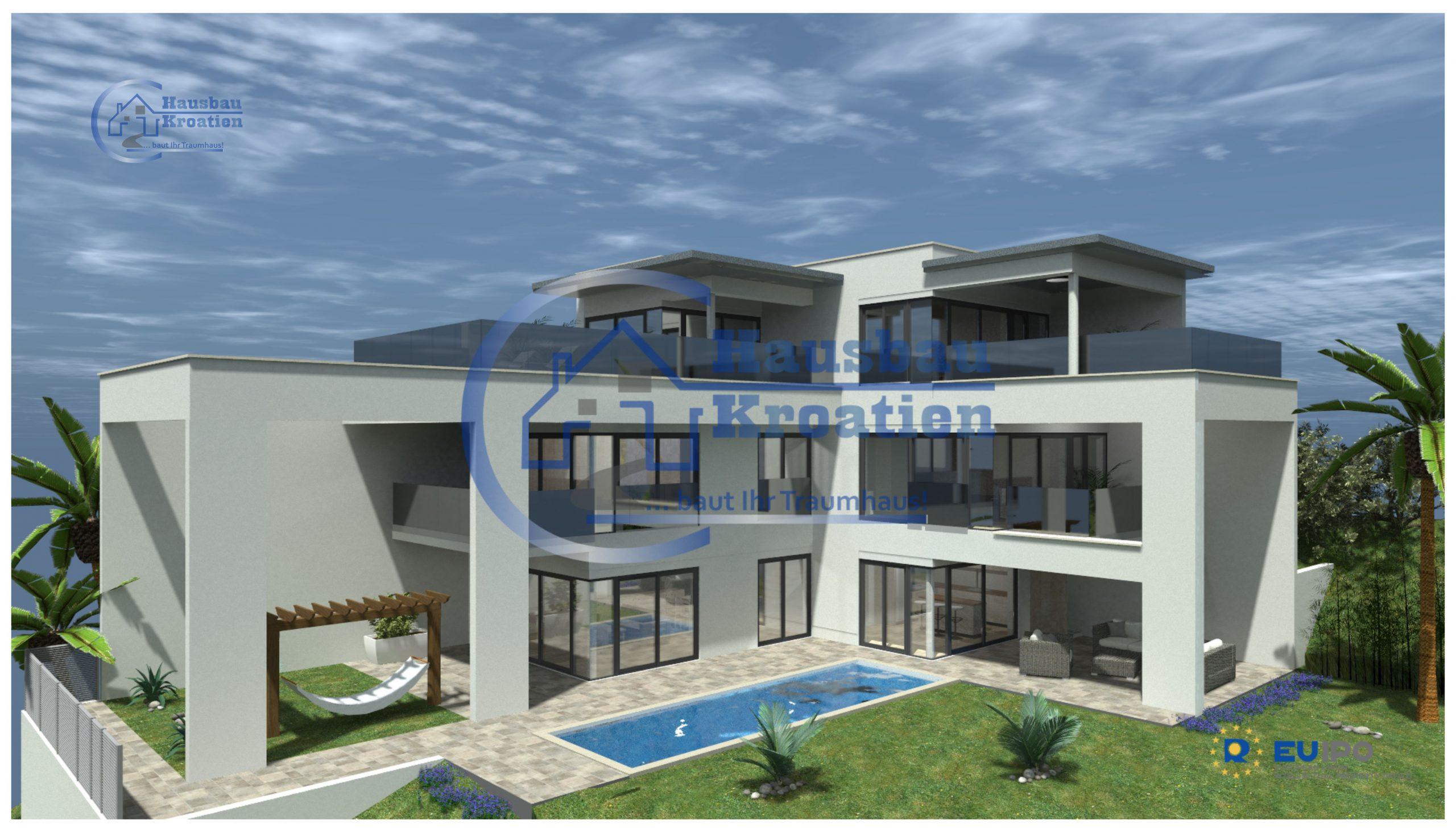 Villa in Mimice